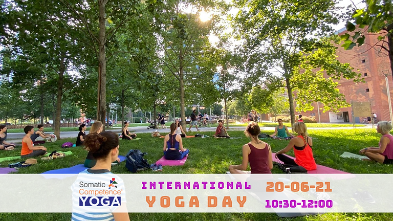 Somatic Competence Yoga International Yoga Day