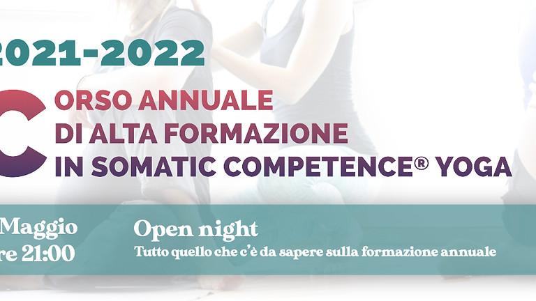 Somatic Competence Yoga Training School Open Night