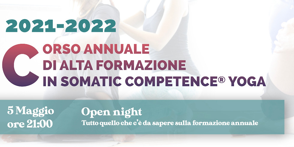 Somatic Competence Yoga Training School Open Night