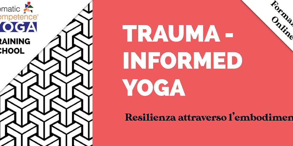 Trauma-informed Yoga - CORSO ON DEMAND