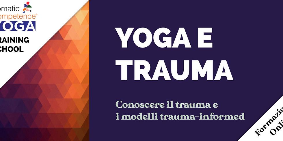 Yoga e Trauma - Corso on demand