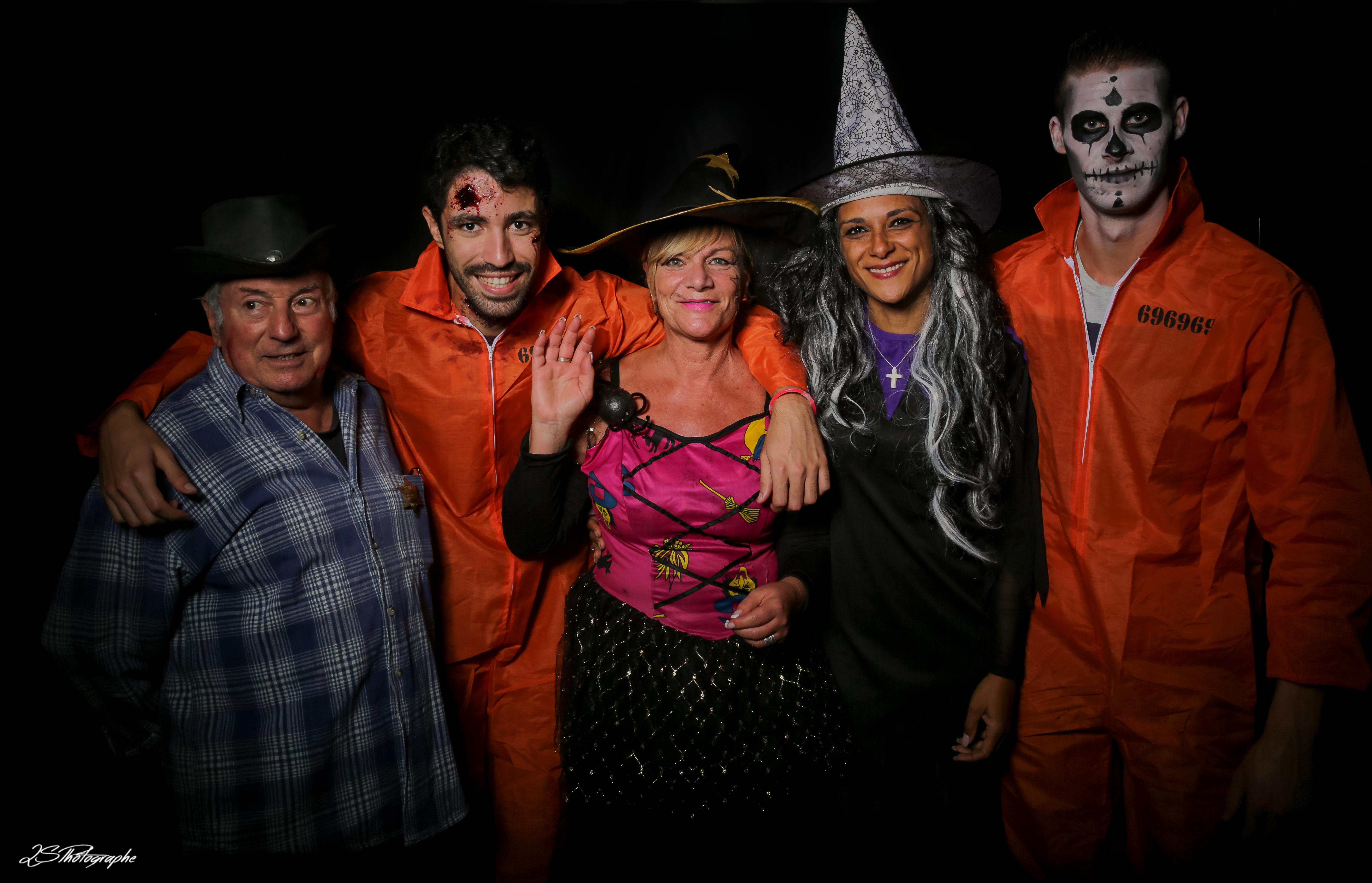 Soirée Halloween Scandia Sport