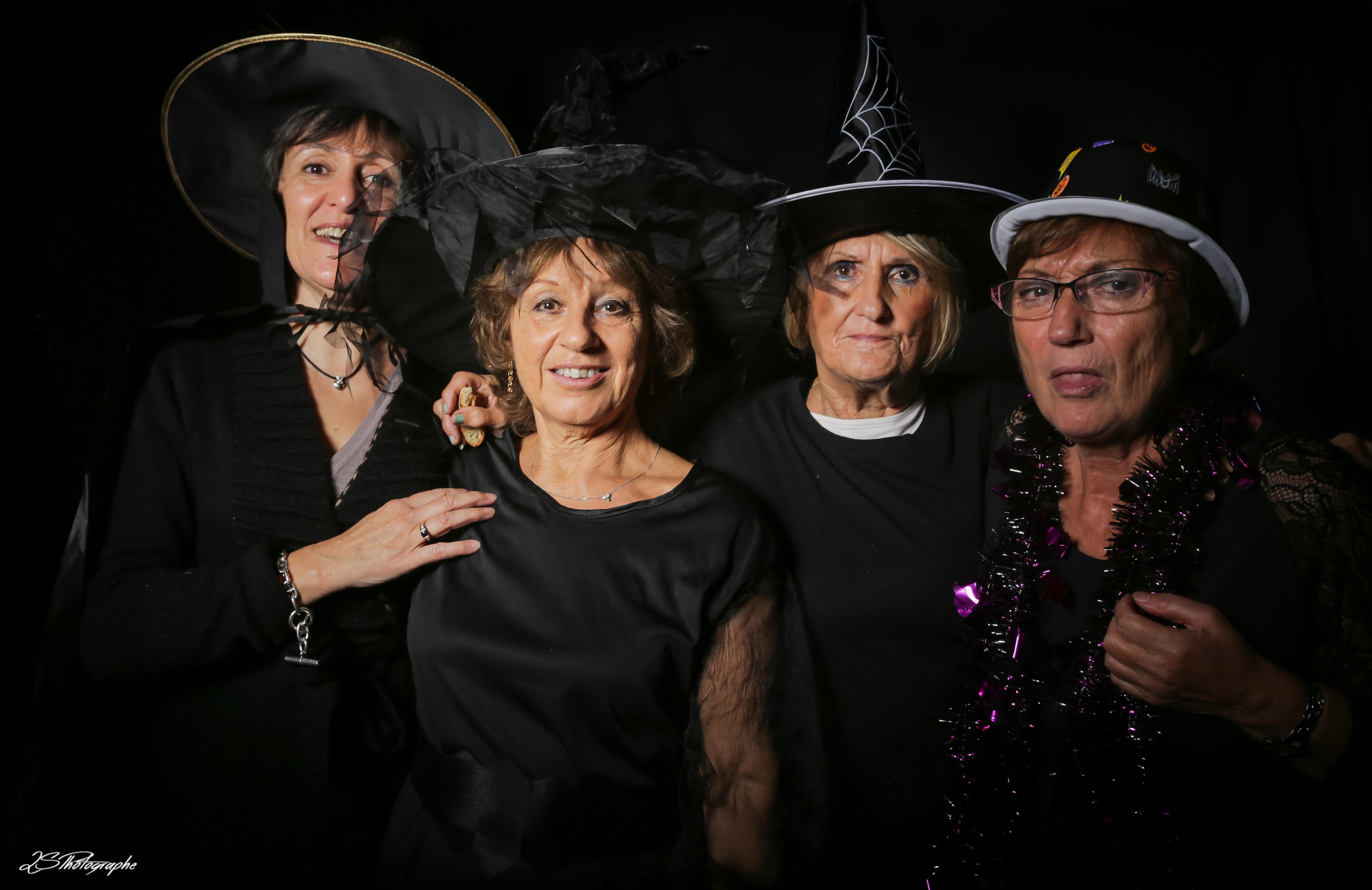 Soirée Halloween Scandia Sport580