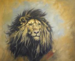 Kings of Africa 2 'Lion head'