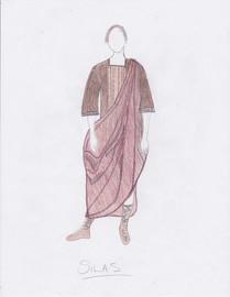500 BC Silas