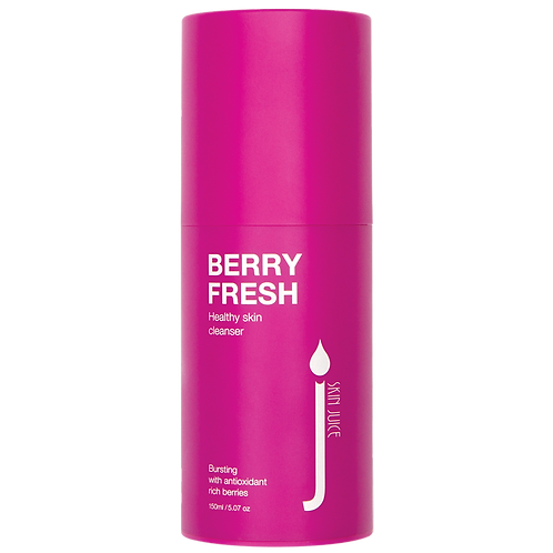 BERRY FRESH Healthy Face Cleanser
