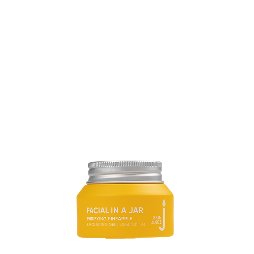 Facial In A Jar - Purifying Pineapple