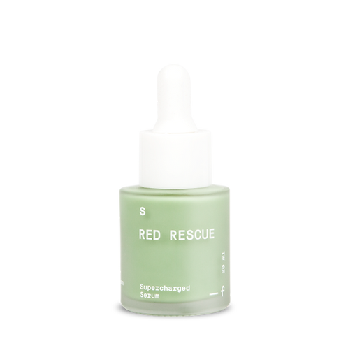 Red Rescue Serum by Serum Factory