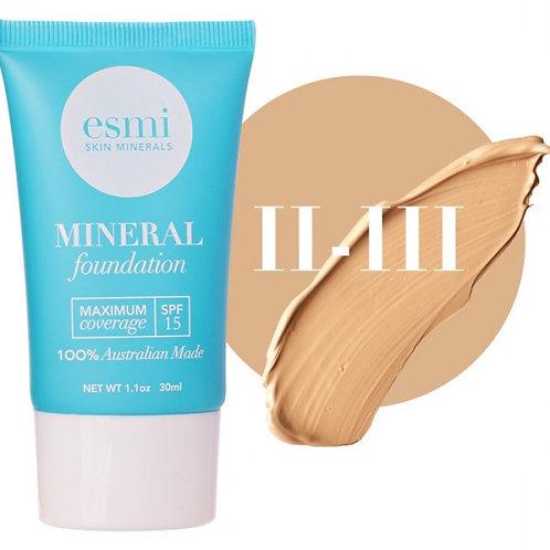 Esmi Mineral Liquid Foundation