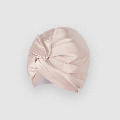 Shhh silk turban