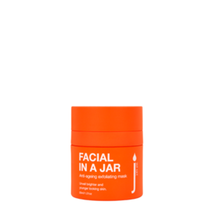 FACIAL IN A JAR Exfoliating Mask
