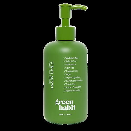 Green Habit Face Cleanser