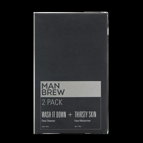 Man Brew Pack