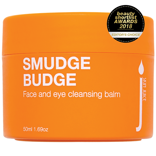 SMUDGE BUDGE Eye + Face Cleansing Balm