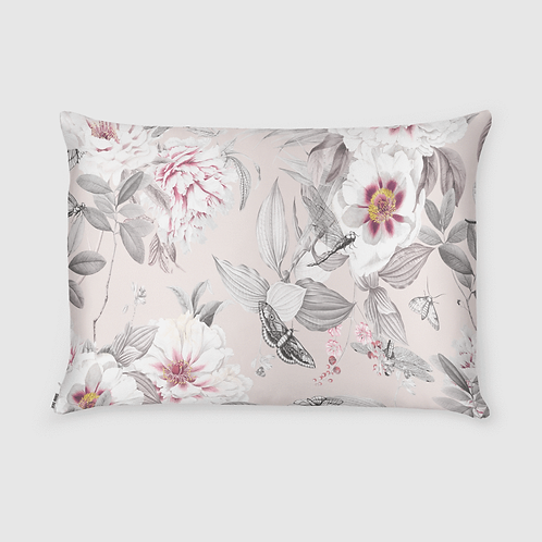Shhh Silk Springtime Pillow Case