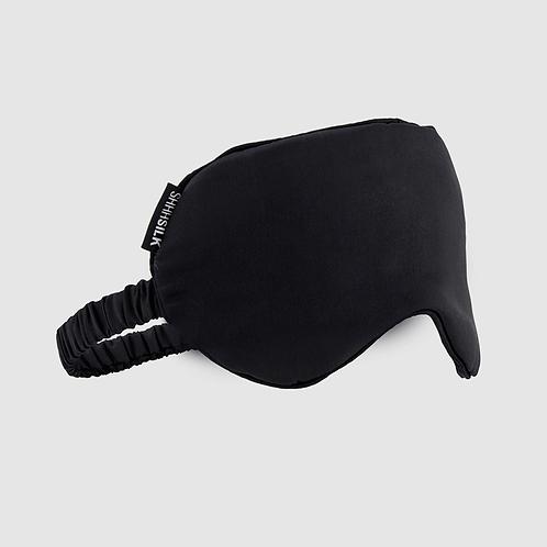 Shhh Silk Black Eye Mask
