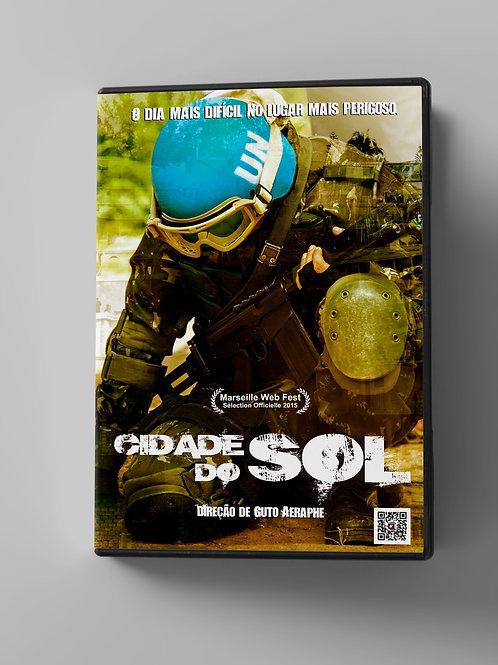 DVD Cidade do Sol