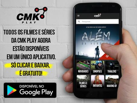 App da CMK já disponível na Google Play