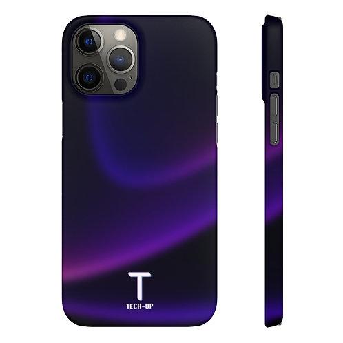 Purple Tech-Up Snap Cases
