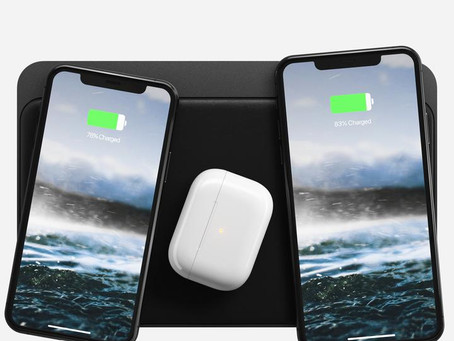 Forget AirPower! Nomad Has You Covered