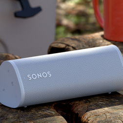 Sonos Roam, The new portable smart speaker! Airplay2, Qi charging and more..