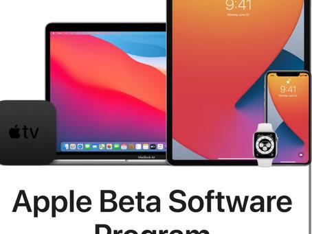 iOS14 Public Beta - Out Now
