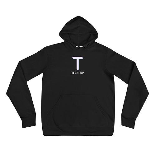 Tech-Up Logo Unisex hoodie