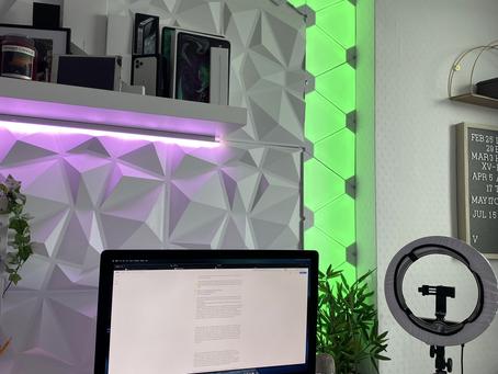Creating A Smart Home Week 3 - Mood lighting
