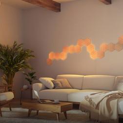 Nanoleaf Elements - A new look for smart lighting