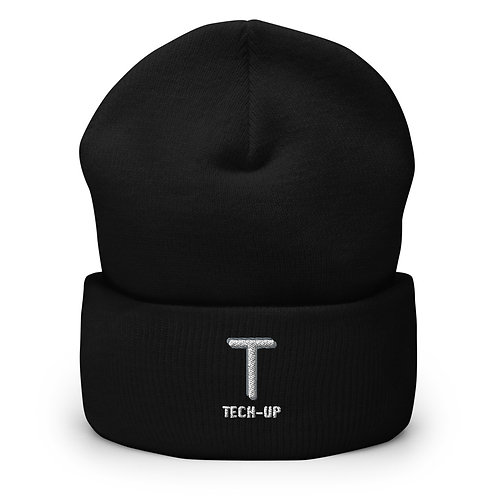 Tech-up Cuffed Beanie