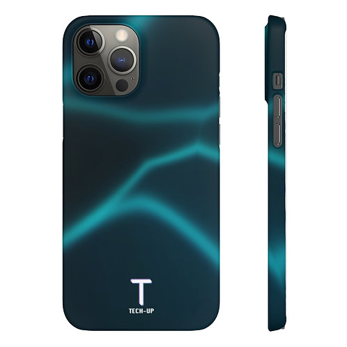 Blue Tech-Up Snap Cases