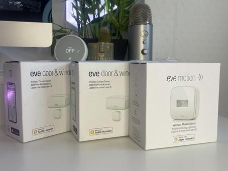 Eve Home Sensors - Review