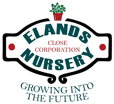 Elands Nursery CC, logo, wholesale, growing into the future