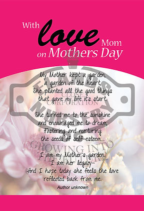 POS, poster, correx, board, branding, signage, display, information, happiness, buy, sale, mothers, day, pink, love, mom