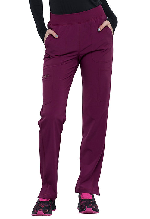 Cherokee - Infinity -Mid Rise Tapered Leg Pull-on Pant
