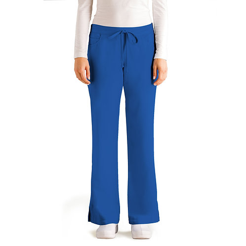 Grey's Anatomy Tm Classic 5 Pocket Pant- Royal