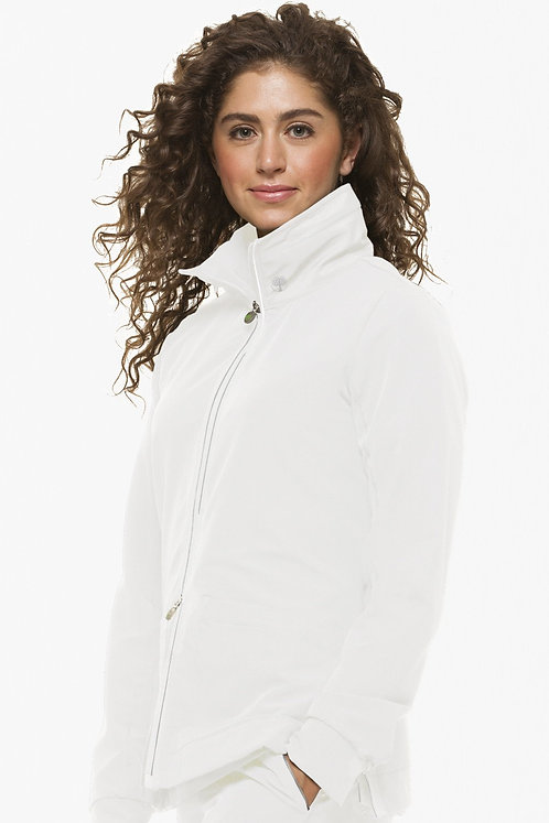 Carrie jacket White