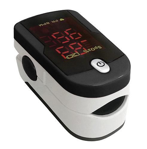 Fingertip Pulse Oximeter - Black & White