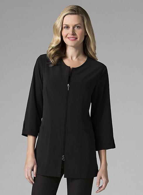 Smart - Lab jacket- Black