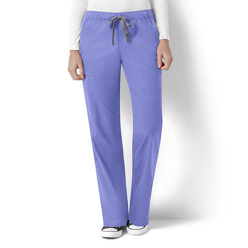 Logan Women's Elastic Waist Pant  5119- Ceil