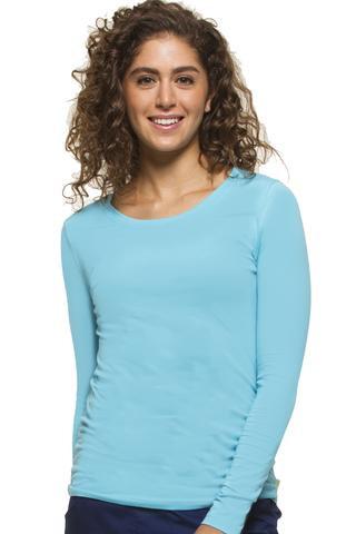 MELISSA TEE  - Turquoise
