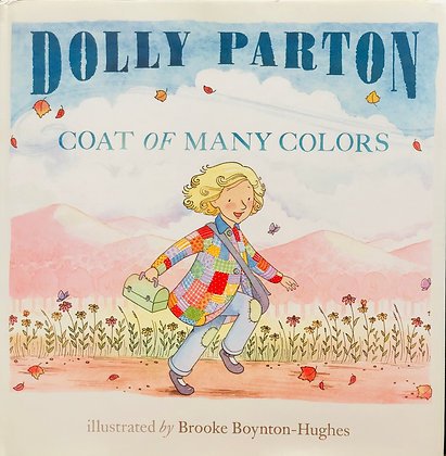 Dolly's Coat of Many Colors Book