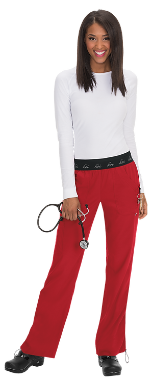 koi Lite -Spirit Pant- red