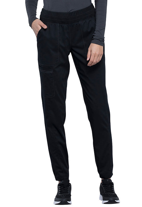 SDW- Cherokee - WorkWear Revolution - Natural Rise Jogger - Black