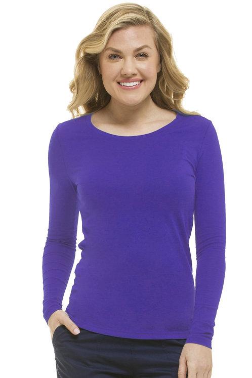 MELISSA TEE  -Purple