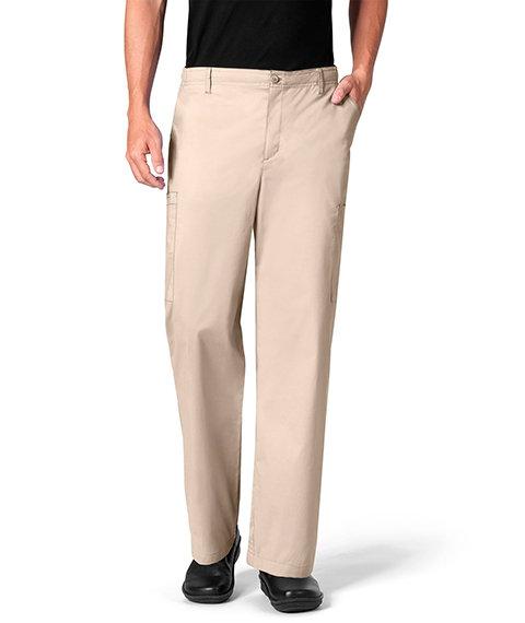 Wonder Work Men's Cargo Pant - Khaki