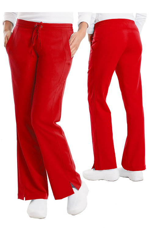 9095 - TAYLOR PANT- Red