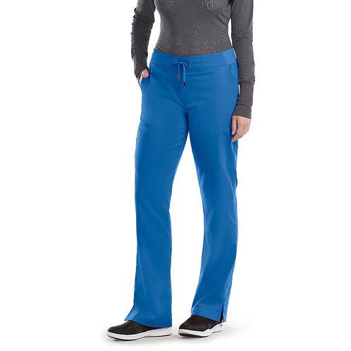 Grey's Anatomy tm 6 Pocket Cargo Pant - Royal