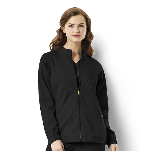Boston - Warm-up Style Jacket  8119 Black