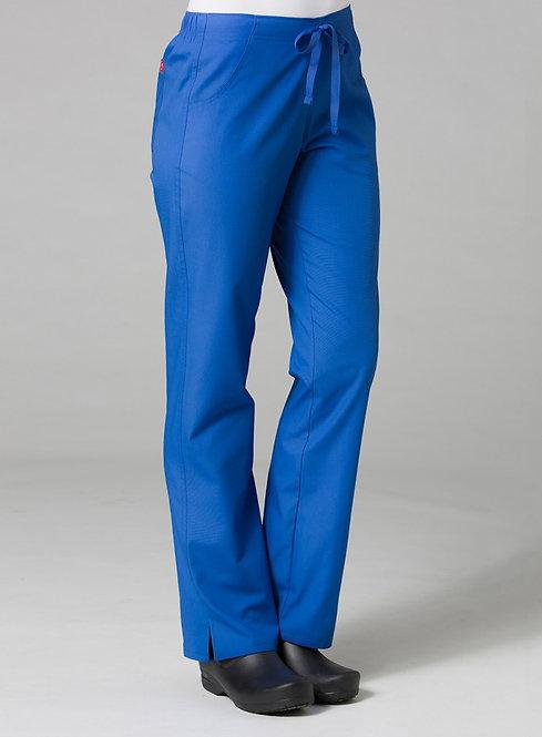 9716 -Half Elastic Pant -Royal